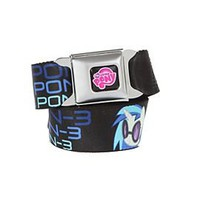 My Little Pony DJ PON-3 Seat Belt Belt - 612993