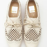 Orina Cutout Oxford - Bone