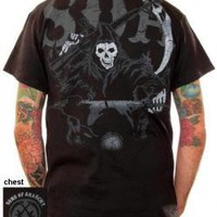 ROCKWORLDEAST - Sons Of Anarchy, T-Shirt, Reaper Riding