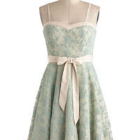 A Chance to Dance Dress in Mint | Mod Retro Vintage Dresses | ModCloth.com