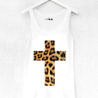 Leopard Cross Vest | BATOKO