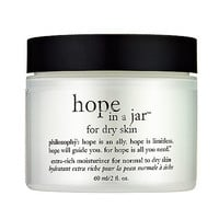 Philosophy Hope In A Jar Therapeutic Moisturizer For Dry Sensitive Skin: Shop Moisturizer | Sephora
