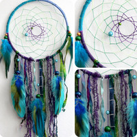 Spirit of Neytiri Native Woven Dreamcatcher