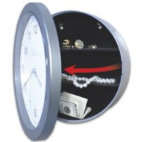 Amazon.com: Embassy JB4985 Wall Clock With Hidden Safe: Home Improvement