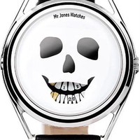 "Mr. Jones ""The Last Laugh"" Watch - Cool Watches from Watchismo.com"