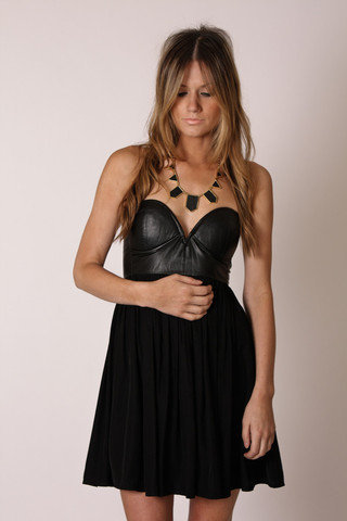 Esther Boutique - over the moon cocktail- black
