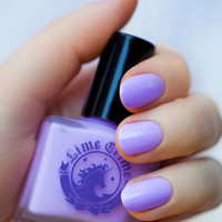 LAVENDAIRY pastel purple lilac nail polish