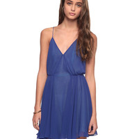 Paneled Chiffon Dress | FOREVER21 - 2086807876