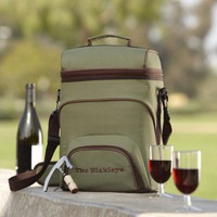 wine tote for two from RedEnvelope.com