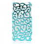 Hollow Flower Vine iPhone 5 Case - Mint