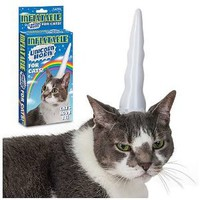 Amazon.com: Inflatable Unicorn Horn for Cats: Pet Supplies