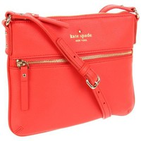 Kate Spade New York Cobble Hill Tenley Cross Body,Cinnabar,One Size