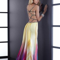 Jasz Couture Dress 4607 at Peaches Boutique
