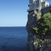 Swallows Nest, Yalta, Crimea, Ukraine Photographic Print by Ivan Vdovin at AllPosters.com