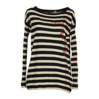 Love moschino Women - Sweaters - Long sleeve sweater Love moschino on YOOX