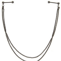 Accessories Boutique Nipple Rings The Ball & Chains