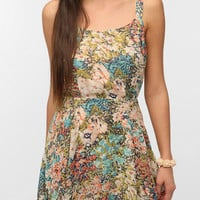 Urban Outfitters - Lucca Couture Chiffon Daisy Dress