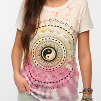 Urban Outfitters - Truly Madly Deeply Mushroom Mandala Tee