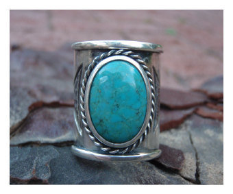 Tribal Turquoise by BlackStarSA on Etsy