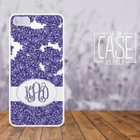 Personalized iPhone 4 / 4s or iPhone 5 Case - Plastic iPhone case - Rubber iPhone case - Monogram iPhone case - CB011