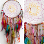 Woodland Wanderlust Native Woven Dream Catcher