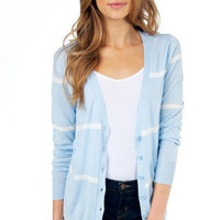 Lined Up Cardigan $39
