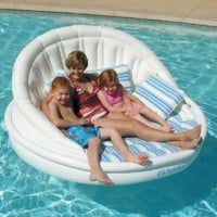 Amazon.com: Solstice Aqua Sofa With Instaflate System: Toys & Games