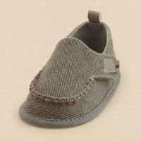 newborn - shoes - li'l nomad slip-on shoe | Children's Clothing | Kids Clothes | The Children's Place