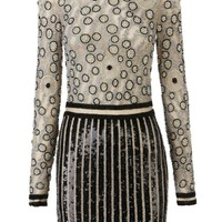 sass & bide |  EXTRAORDINARY MEASURES - black & silver | dresses | sass & bide