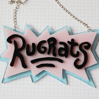 Rugrats necklace