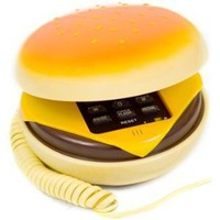 Amazon.com: Hamburger Cheeseburger Burger Phone Telephone IN JUNO(Telephone): Everything Else
