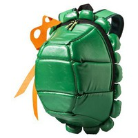 Target : Men's TMNT Turtle Backpack with Colored Masks - Green : Image Zoom