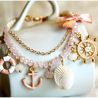 Sweet and Cute Ocean Collection Bracelet