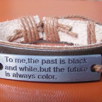 Fashion Genuine Leather Bracelet