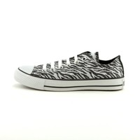 Converse All Star Lo Athletic Shoe, BlackZebra  Journeys Shoes