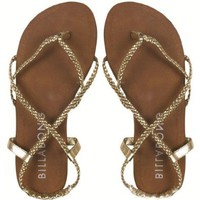 Amazon.com: Billabong - Billabong Girls Flip Flop - Crossing Over: Shoes