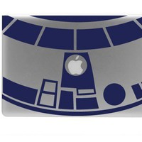 Star wars R2D2 vinyl laptop decal