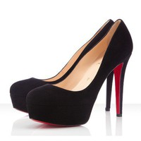 Christian Louboutin Bianca 120mm Black