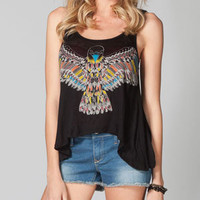 WORKSHOP Ethnic Eagle Womens Tank 215784100 | Graphic Tees & Tanks | Tillys.com