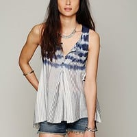 Free People Wavelengths Dyed Tank