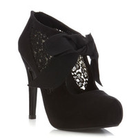 Sally Black Town Shoe