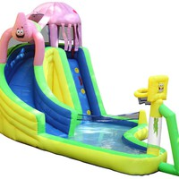 Sportcraft SpongeBob and Friends Waterslide
