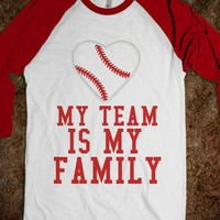 MY TEAM IS MY FAMILY - glamfoxx.com