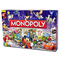 Disney Theme Park Edition III Monopoly® Game | Disney Store