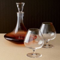 Monika Brandy Glass