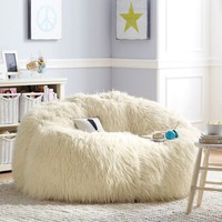 Furlicious Ivory Cloud Couch
