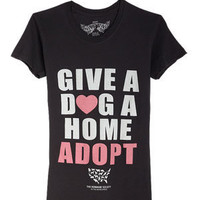 Give A Dog A Home Tee
