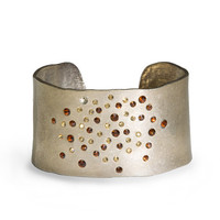 Sienna Gold Cuff