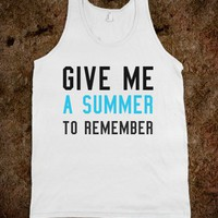 Summer To Remember - S.J.Fashion
