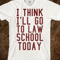 Law School - Happy Friday